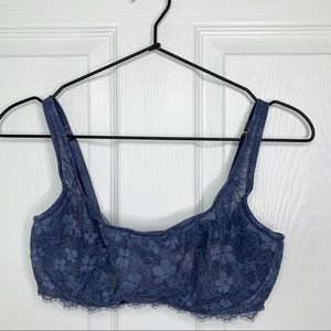 Victoria Secret Lace Push-Up Bra 34C